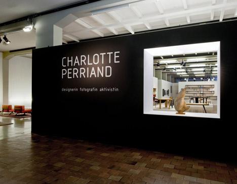 Charlotte Perriand at the Museum für Gestaltung Zürich