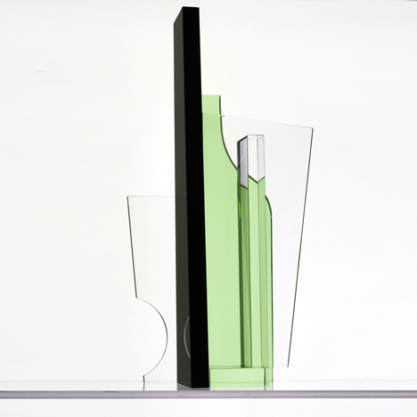 Cubist Vases by Boym Partners