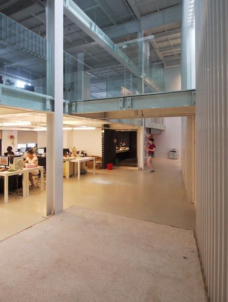 Epean Studio by Fei Wang