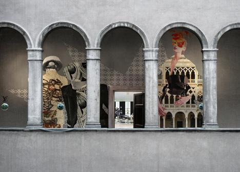 Fondaco dei Tedeschi restoration by OMA