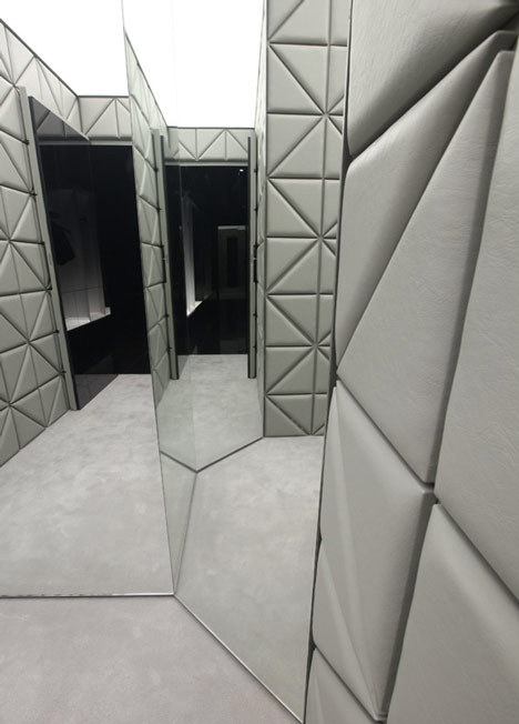 Gareth Pugh shop Hong Kong by Daytrip