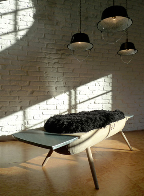 Gipsy Furniture Collection by a+z Design