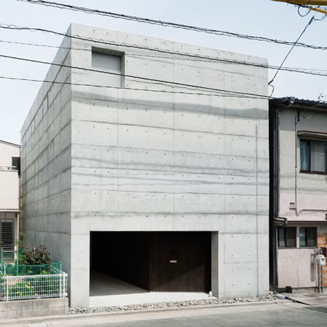 House In Minamimachi3 By Suppose Design Office