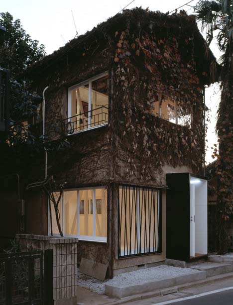 Ivy house by Hiroyuki Miyabe