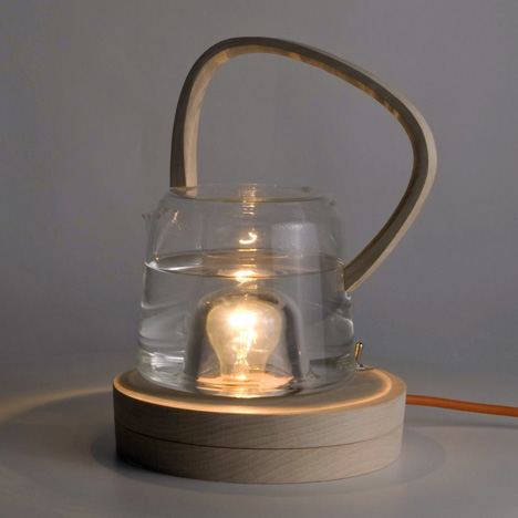 Kettle By Estelle Sauvage