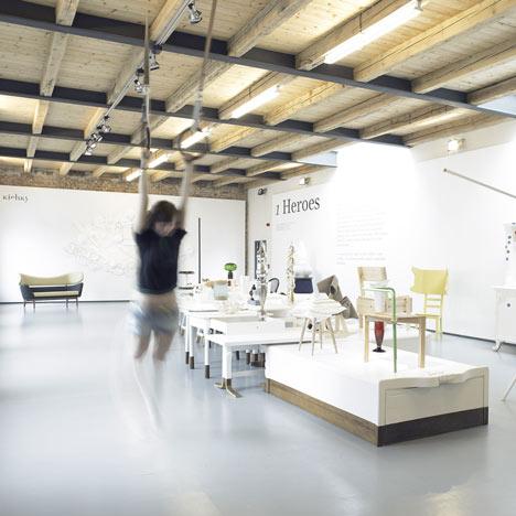 Heroes at Krehky Gallery opens in Prague