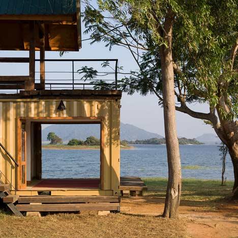 Lake House by Damith Premathilake