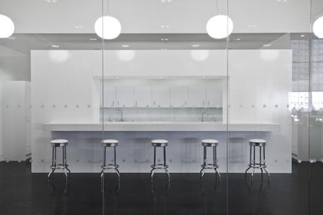 Net a Porter store by Studiofibre