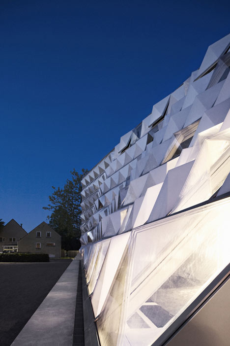 Taastrup Theatre by COBE