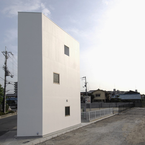 A Small Tobacco Shop by Avehideshi Architects and Associates
