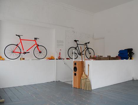Tokyo Bike store by Emulsion