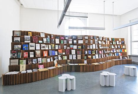 UdK Bookshop Bookshop 2010