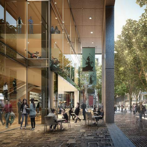 West Kowloon Cultural District by Foster and partners