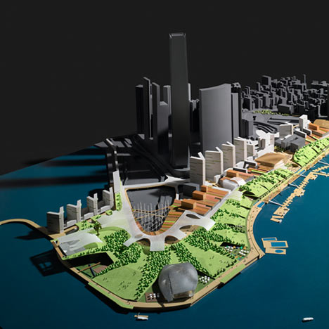 West Kowloon by Rocco