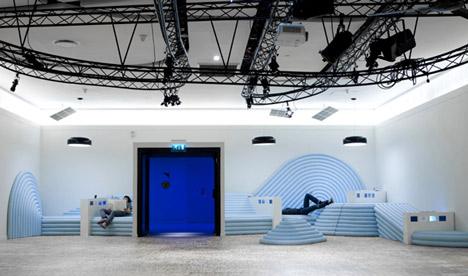 Studio 13 16 by Mathieu Lehanneur at the Centre Pompidou