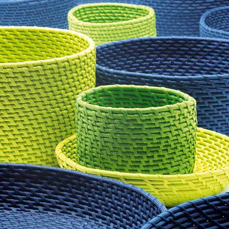 Paola Lenti lecture with Luminaire at Outdoor Therapy