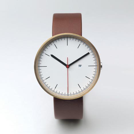 200 Series Calendar Wristwatch by Uniform Wares