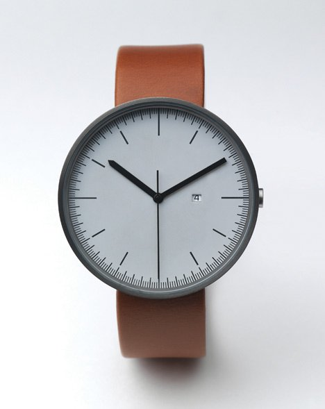 200 Series Calendar Wristwatch by Uniform Wares
