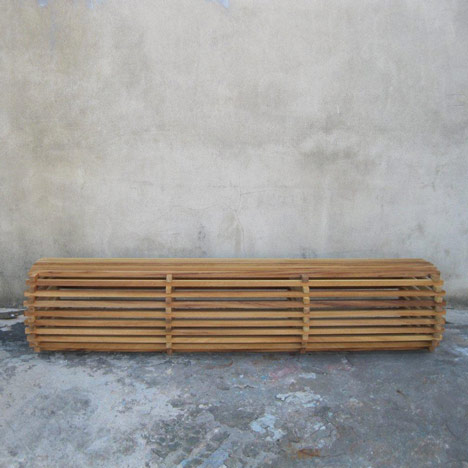 Bench by Richard Shed for Bench 10