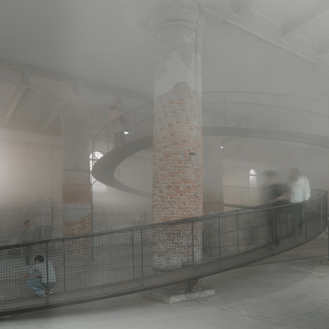Cloudscapes by Transsolar and Tetsuo Kondo Architects