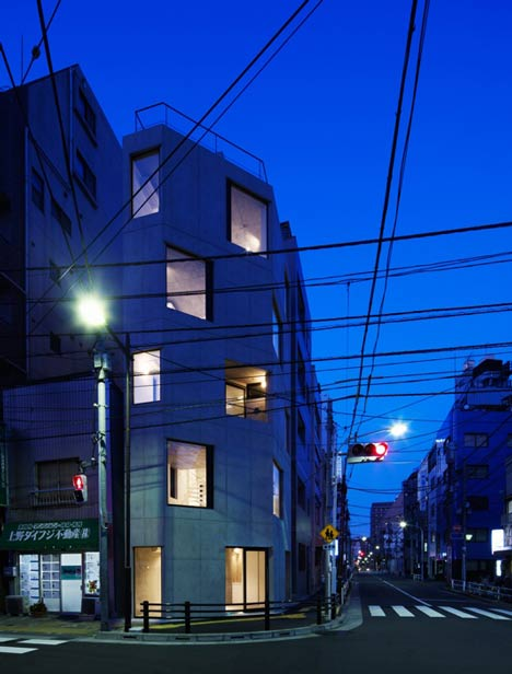 Damier by APOLLO Architects & Associates