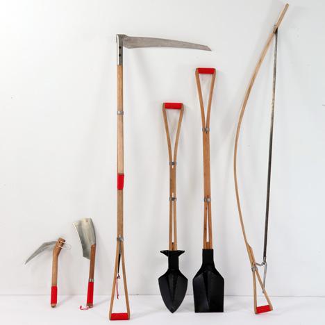Garden Tools by Itay Laniado