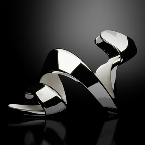 Hakes shoes SS11 by Julian Hakes