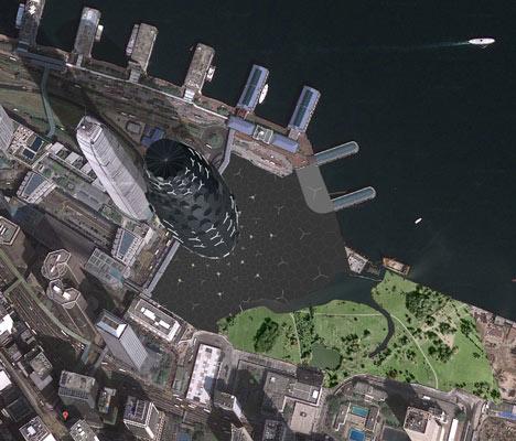 Hong Kong PSi Tower by Michael Young