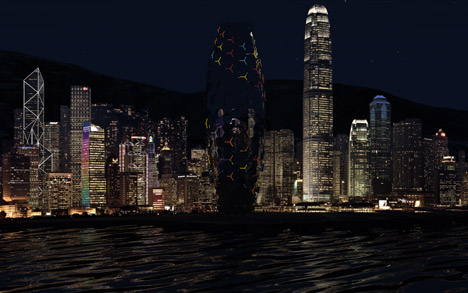 Hong Kong PSi Tower by Michael Young