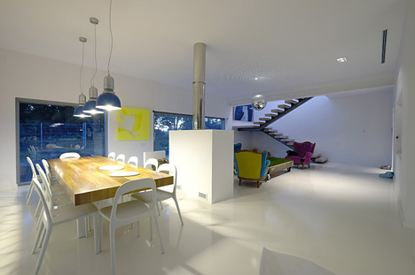 House near Poznan by Neostudio