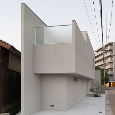House of Reticence by FORM/Kouichi Kimura Architects