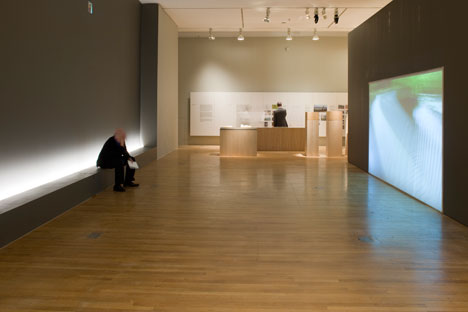 John Pawson at the Design Museum
