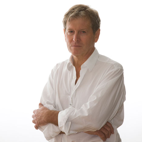 Dezeen podcast: John Pawson at the Design Museum