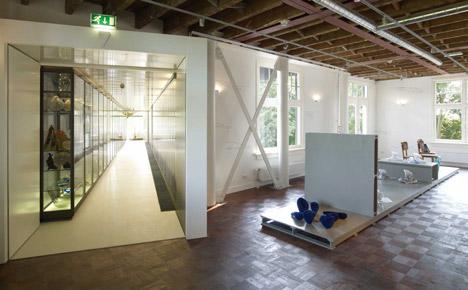 National Glass Museum Holland by Bureau SLA