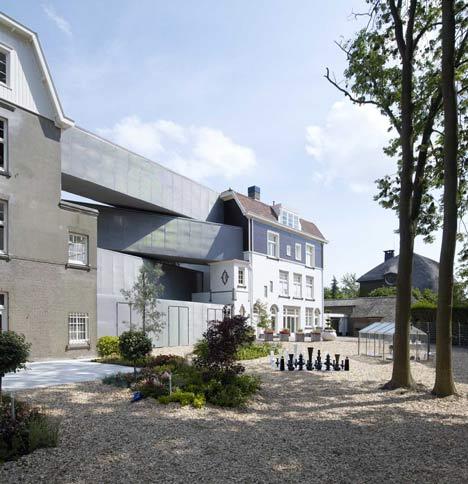 National Glass Museum Holland by SLA Bureau