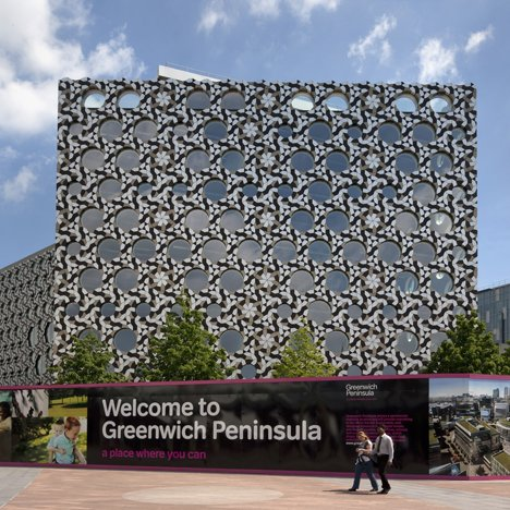 Ravensbourne College by Foreign Office Architects