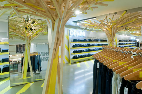 Selfridges 3rd Central by FAT