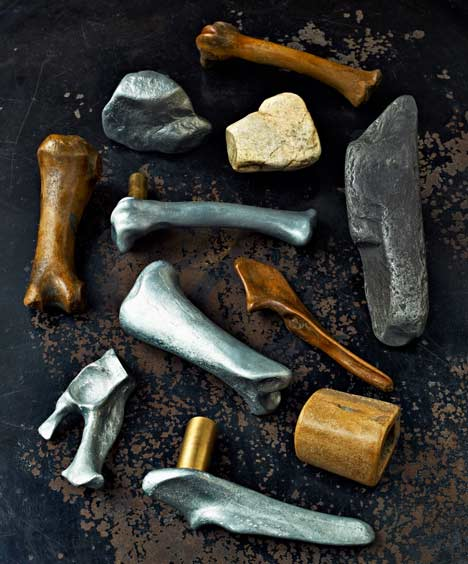 Sticks and Stones and Broken Bones by Studio Toogood and ize