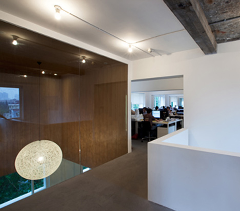 The Black Box by NHDRO and Design Republic Offices