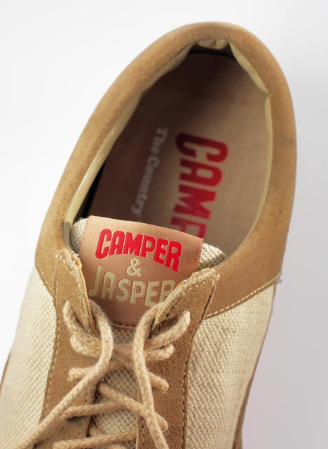 The Country Trainer by Jasper Morrison for Camper