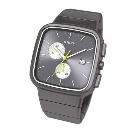 The R5.5 Platinum Chronograph by Jasper Morrison for Rado