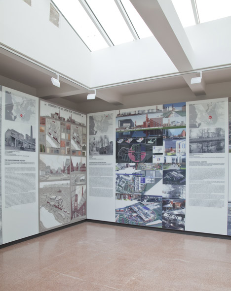 Russian pavilion at Venice Architecture Biennale