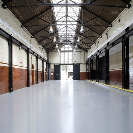 The Tramshed at London Design Festival