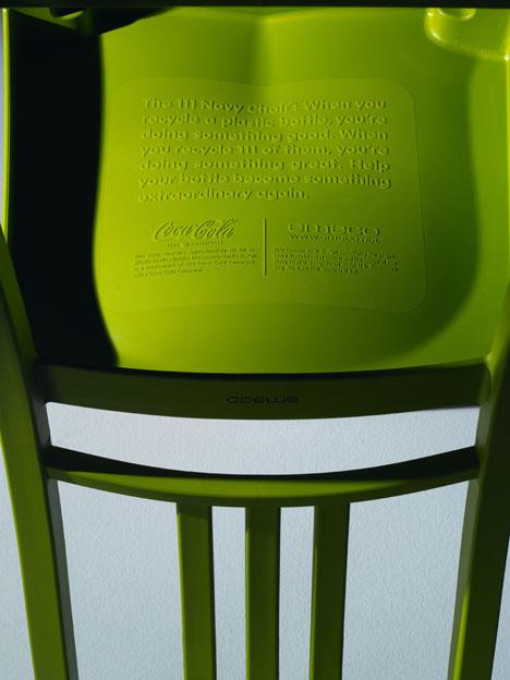 Emeco Navy Chair 111
