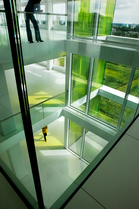 UNStudio Tower by UNStudio
