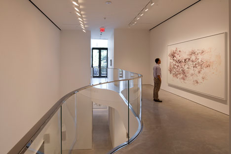 Sperone Westwater Gallery by Foster + Partners