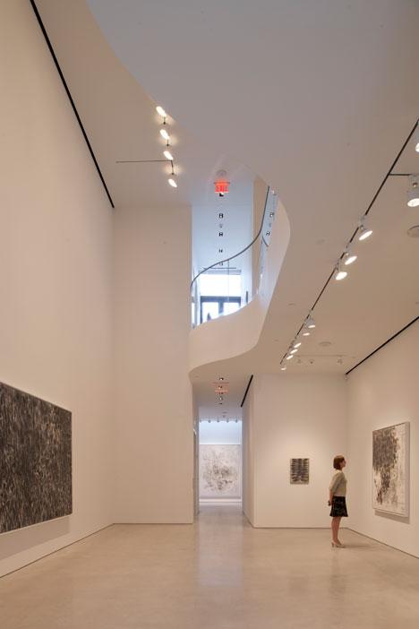 Sperone Westwater Gallery by Foster + Partners