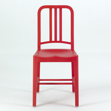 Competition: three Emeco 111 Navy Chairs to be won