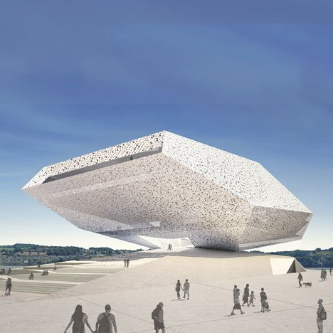 V&A at Dundee proposals unveiled