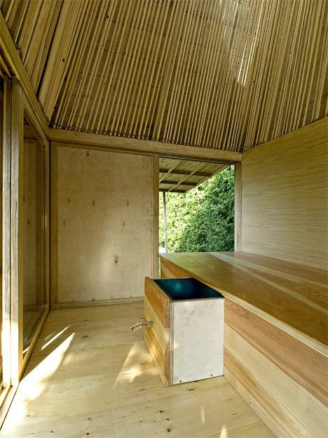 Hat Tea House by A1Architects
